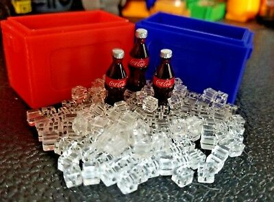 Choose Your Cooler Addons - RC 1/10 Scale Ice Soda Coke Rock Crawler (Scale Soda)