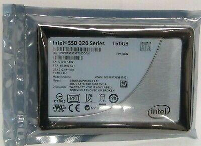 160 Gb Laptop Hard Drive - Intel 320 Series 160GB MLC SATA  2.5