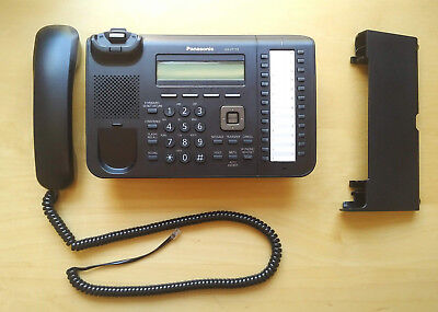 Panasonic Kx-ut133-b 4-line Business Office Ip Phone Sip Poe Kx-ut133b New