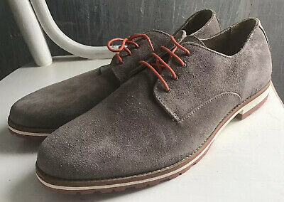 House Of Hounds Loafers Gray Suede SZ 43  US 10 New W/O Box