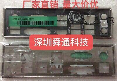 IO I/O Shield Back Plate BackPlate Blende Bracket for MSI B450M PRO VDH