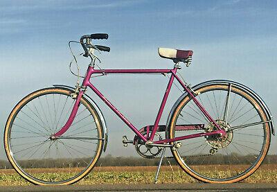 2 Tire Inner Tubes 26 x1 3//8 Brown Vintage Bicycle Holland