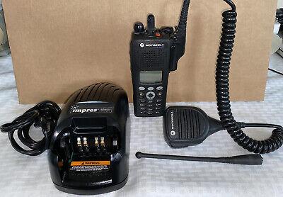 Motorola Xts 2500 Model Iii Two Way Radio H46uch9pw7bn