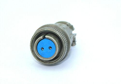 Amphenol MS3106A-14S-9S Circular Connector Straight Plug