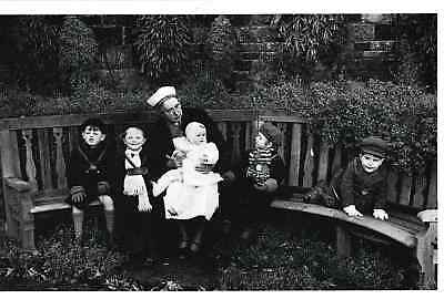 Uppingham, Rutland - Knoll House, evacuees, 1939 - Nostalgia  post card