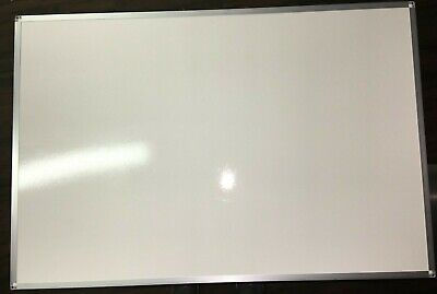 Dry-erase Board Melamine Surface 36 X 24 Silver Aluminum Frame Free Shipping