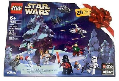 Lego Star Wars Christmas Advent Calendar 24 Gifts 75279 NEW 2020