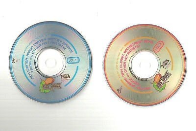 Nickelodeon Kid's Choice Awards 2003 Vol 2 and Vol. 4 CDs Only FREE SHIPPING
