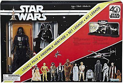 Star Wars Black Series 40th Anniversary - Darth Vader and Display Stand