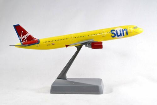 Flight Miniatures Virgin Sun Airbus A321-200 Desk Display 1/200 Model Airplane
