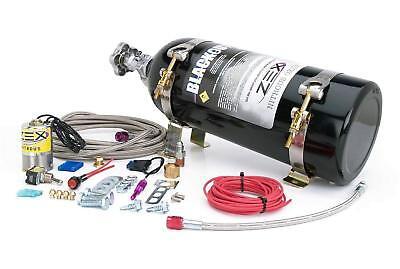 ZEX 82357 SAFE SHOT UNIVERSAL DRY NITROUS SYSTEM KIT N2O NOS ()