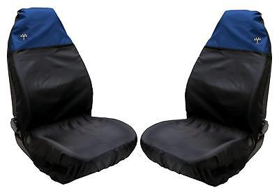 PEUGEOT 108 Pair of Front SPEEDSTER Red//Black Car Seat Covers