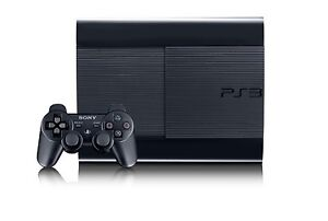 Sony PS3 Super Slim - Mint Condition (Barely used) - $160