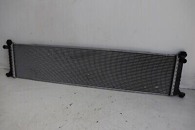 Tesla Model S P85 2014 Front Center Auxiliary Radiator 6007372-00-A J137