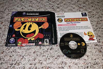 Pac-Man vs. (Nintendo Gamecube) Sleeve Case Variant Rare