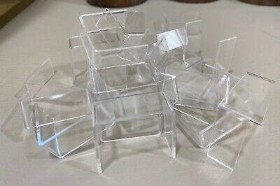 Pandora Jewelry Store Counter Display Plastic Risers Lot Of 25