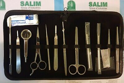 Professional Quality Dissecting Kit Surgical Lab Equipment Medical Instruments