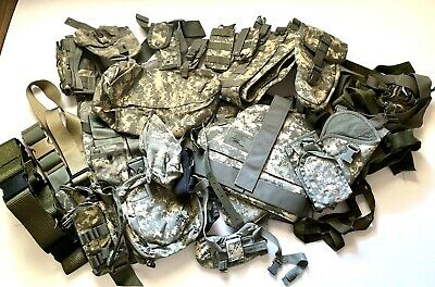 Lot of 22  US Military ACU  Army  Gear