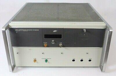 Hp Hewlett-packard 5061a Cesium Beam Frequency Standard Untested Hs