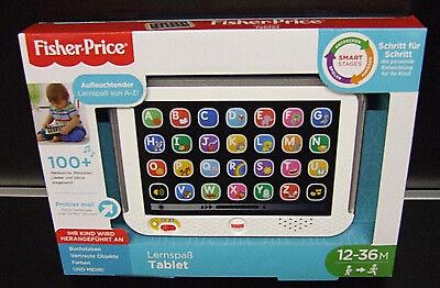 Ab 12 Monate Fisher Price Baby Tablet über 28 App Symbole in 3 Lernstufen Lieder