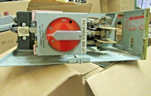 "GE 7700 LINE, 60 Amp, 480 Volt, 6"", MCC FEEDER BUCKET- MC108"