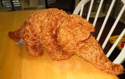 Gund Snuffy Snuffleupagus Elephant PUPPET Sesame Street