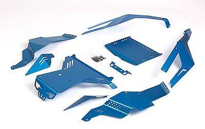 1/8 Axial Yeti XL Aluminum Body Panel Kit(Anodizing - blue color)