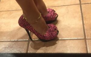 Beautiful high heels size 38