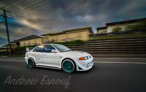 1999 Mitsubishi Lancer Evo 6 CP9A Evolution VI Adelaide CBD Adelaide City Preview