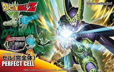 Dragon Rise - Bandai Hobby Figure-Rise Standard - Dragon Ball Z - Perfect Cell Model Kit
