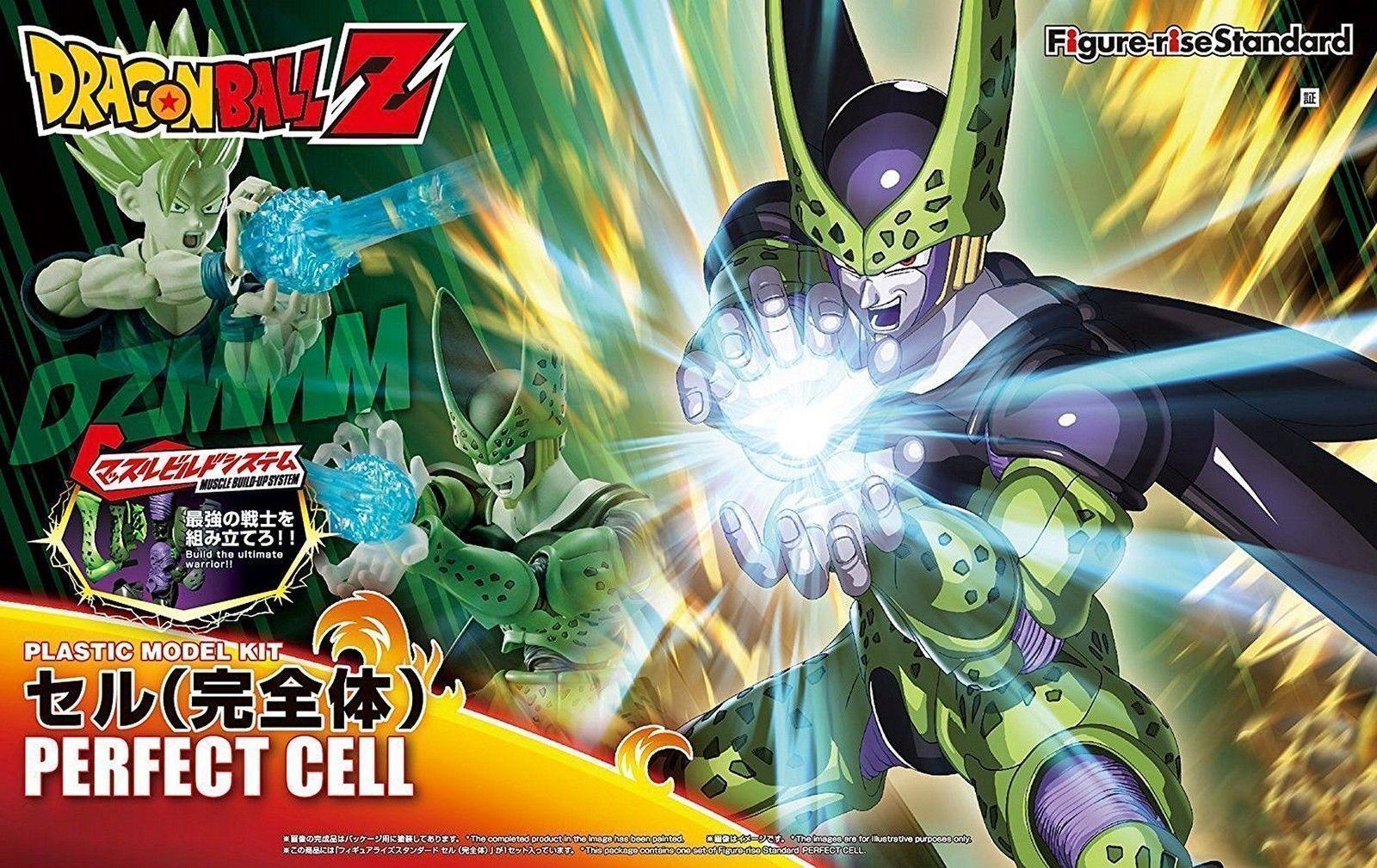 Model Kit - Dragon Ball Z - Perfect Cell Figure-rise Standar