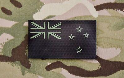 New Zealand IR Flag Patch NZDF NZSAS NZSF Kiwi Infrared All Blacks