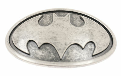 Distressed Batman Oval Metal Belt - Batman Belt