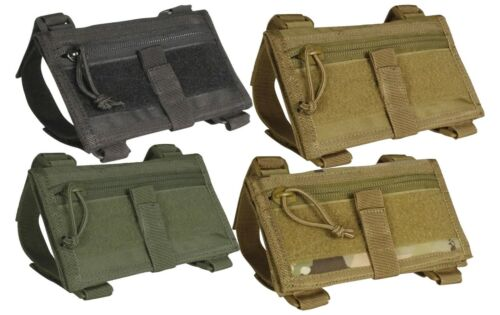 TACTICAL WRIST CASE VIPER HUNTING HIKING RAMBLING NAVIGATION MAP DOCUMENT POUCH