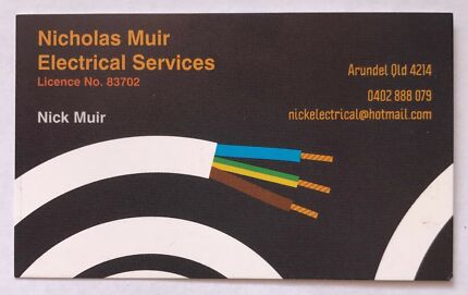 Electrician/ Electrical Services