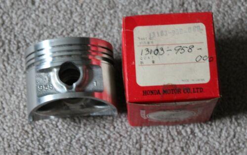 NOS Honda Piston OVER SIZE 0.50 1981-83 ATC185S 13103-958-000 ATC 185 S New BINL