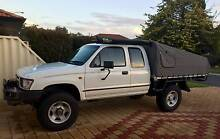 2000 Toyota Hilux Ute 4x4 or SWAP for auto V8 Lockridge Swan Area Preview