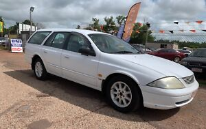 2001 'AU3' Falcon Forte Wagon. WARRANTY AVAILABLE Holtze Litchfield Area Preview