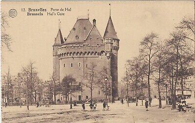 BRUXELLES - Porte de Hal