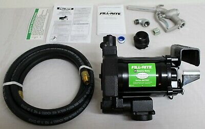 New In Box - Tuthill Fill-rite Bd700 Ac Biodiesel Fuel Transfer Pump 20 Gpm Oil