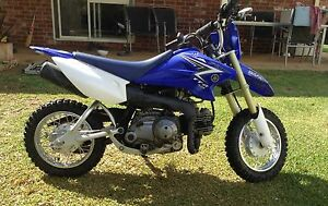 Yamaha TTR-50 2009 Irymple Mildura City Preview