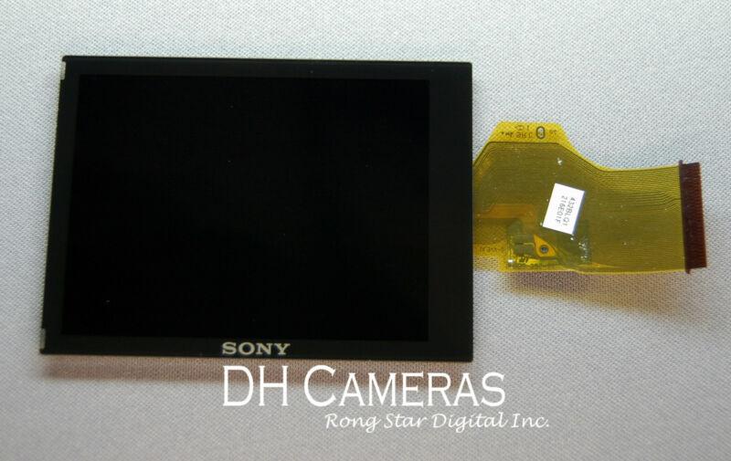 Repair Parts For Sony Alpha A7S II ILCE-7SM2 LCD Display Screen New