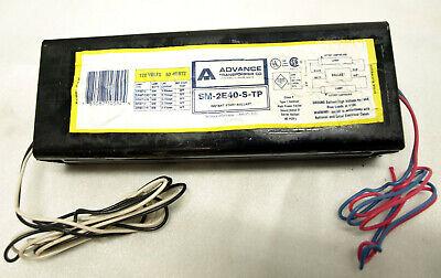 OSRAM 120V AC 0.94AMP QUICKTRONIC ELECTRONIC BALLAST QT-4x32//120 IS