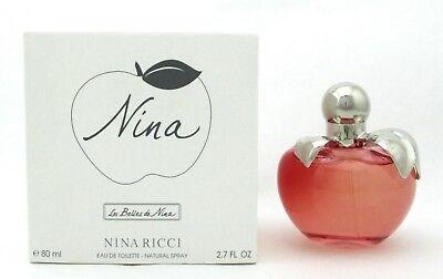 Nina Perfume by Nina Ricci for Women 2.7 oz / 80 ml Eau De Toilette Spray Tester