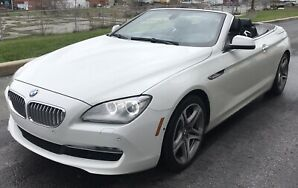 2012 Bmw 650i convertible |CERTIFIED|FULLYLOADED|