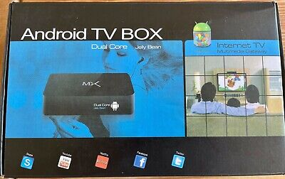 Tasnme MX Dual Core Android TV Box