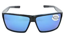 Costa Del Mar Rincon Polarized Blue Mirror 580G Glass Sunglasses RIN 11 OBMGLP