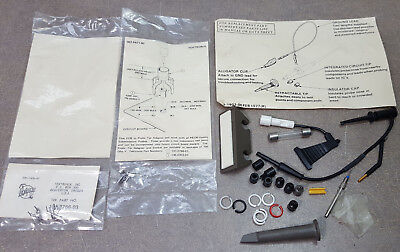 Lot Of Probe Parts Tektronixpomona Probe Parts. These Items Are New Old Stock