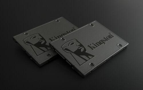 Kingston SSDNow 120GB Internal SATA Solid State Drive for Laptops Black SA400S37/120G