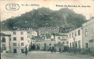 PORTUGAL CINTRA PRACA DA BAINHA D AMELIA  comprar usado  Enviando para Brazil